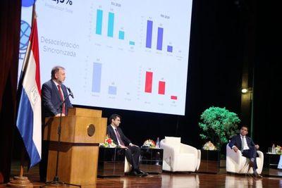 """""""Paraguay tiene elementos para proyectarse positivamente en el futuro"""""""