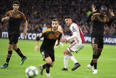 El Valencia logra la hazaña y pasa a octavos