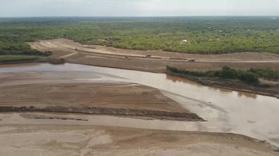 HOY / Ante posibles desbordes, elaboran plan para mitigar impacto de próxima riada en el Pilcomayo