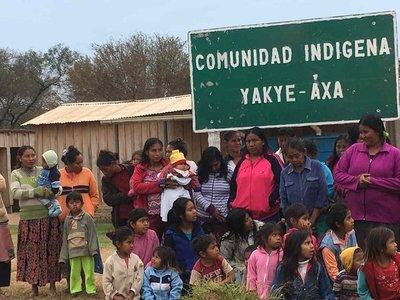 Promulgan ley que permitirá acceso a tierras ancestrales de Yakye Axa