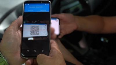 Asunción contará con licencia de conducir digital