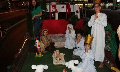 Festival navideño en la Avenida Perú será esta noche
