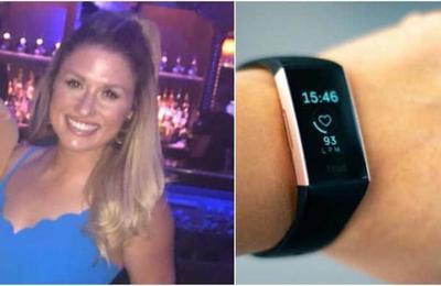 Mujer se enteró que su novio era infiel gracias a una pulsera Fitbit
