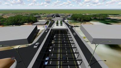 Tecnoedil construirá el túnel de Tres Bocas