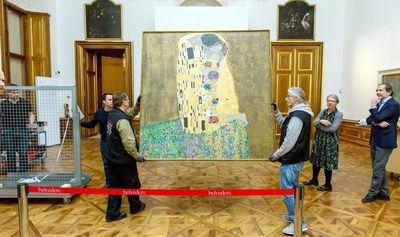 Encuentran en el mismo museo el cuadro de Klimt robado hace 22 años en Italia
