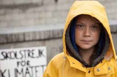 """La activista medioambiental Greta Thunberg fue elegida """"Persona del Año"""" por la revista Time"""