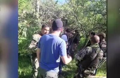 'Operación Tijera': Incautan 300 kilos de cocaína