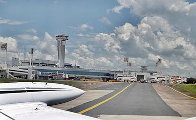 DINAC abrió licitaciones para dos nuevas obras en aeropuerto Silvio Pettirossi