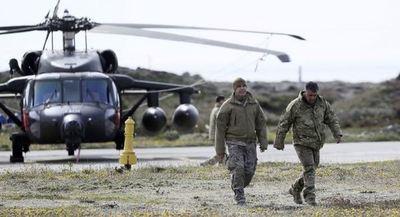 Chile confirma más apoyos internacionales en la búsqueda del avión militar desaparecido