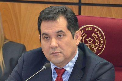 Martín Arevalo solicitará expulsión de González Daher y Díaz Verón de la ANR