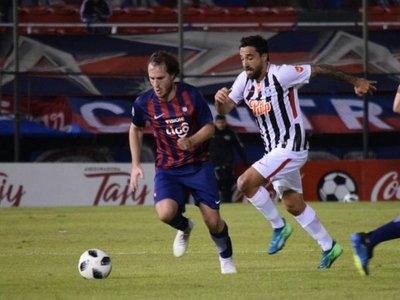 Salgueiro seguiría su carrera en otro club paraguayo