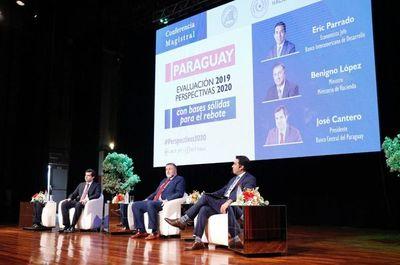 Previsión alentadora: BCP proyecta crecimiento del 4,1% para el 2020
