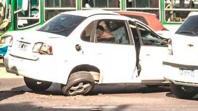 Brutal choque en Buenos Aires: un hombre atropelló y mató a tres personas