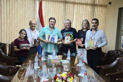 """Senado dona libros para """"Bibliotecas Callejeras"""""""
