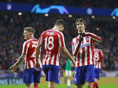 El Atlético avanza al ritmo de Joao Félix
