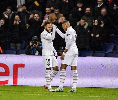 PSG goleó sin piedad a Galatasaray