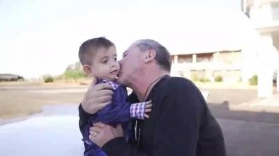 """HOY / Ricardo Montaner recuerda al pequeño Brunito: """"Profundo dolor... Estamos de luto"""""""
