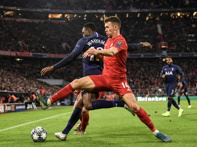 Bayern cierra la fase de grupos venciendo al Tottenham