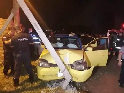 Asaltan y matan a taxista en San Carlos •