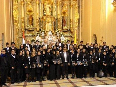 El Magnificat de la mano de la Schola Cantorum y orquesta