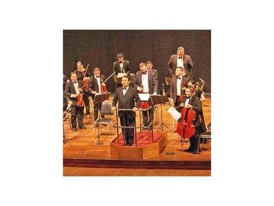 La OCMA propone recital con temas del repertorio universal y música paraguaya