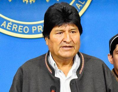 CPI confirma recepción de denuncia contra Evo