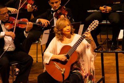La OCMA brinda recital en la plaza
