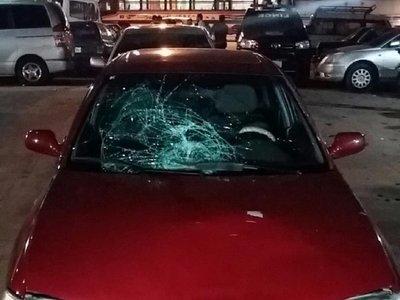 Mujer fallece embestida por un auto al intentar cruzar la ruta