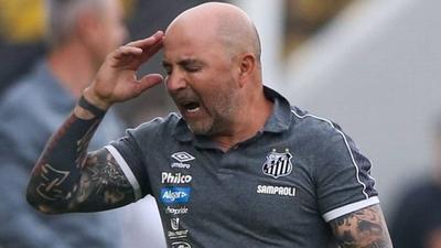 HOY / Sampaoli recurre a la Justicia para resolver su salida del Santos