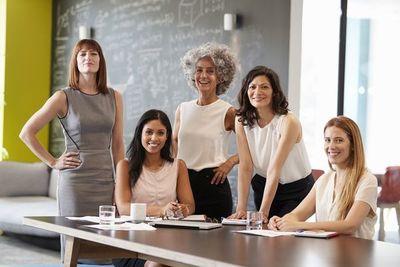 ¿Cómo prosperan las mujeres talentosas?