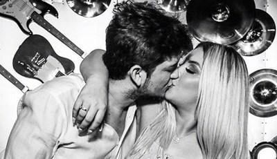 """Junior y Fátima a puro romance: """"Sos mi pilar, mi contención"""""""