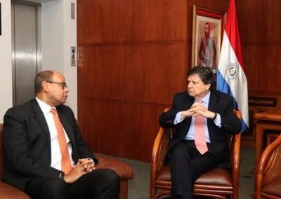 HOY / Relaciones entre Brasil y Paraguay son excelentes, según embajador