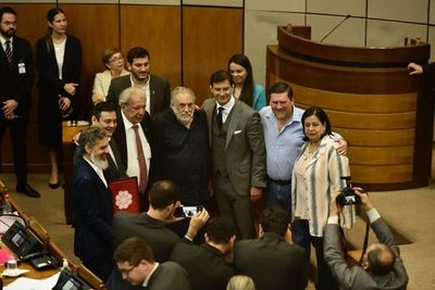 Rinden homenaje a Humberto Rubín en favor del ambiente