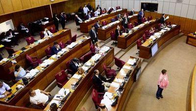 Senado posterga el tratamiento de ley que elimina a los parlasurianos
