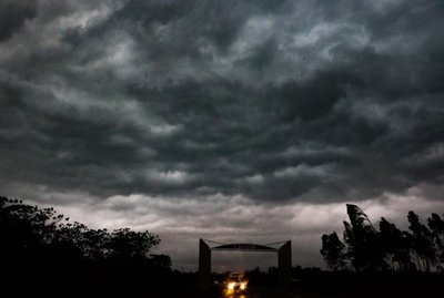 Esta lluvia podría ser severa