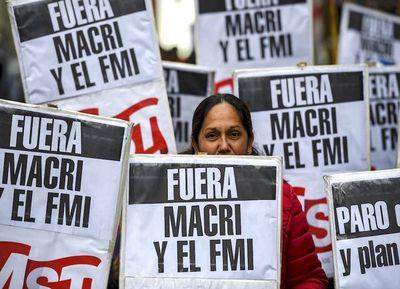 """FMI dice que discusión con Argentina sobre la deuda es """"muy preliminar"""""""