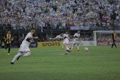 Rojas y la cuarta Libertadores