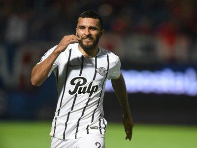 Nuevo club para Antonio Bareiro
