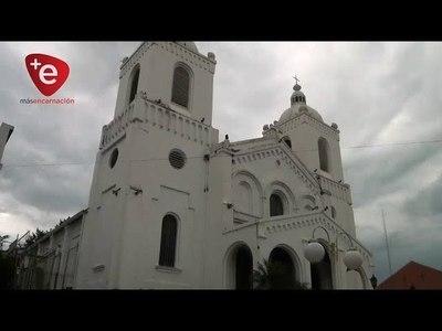 RELIQUIA DEL PRIMER SANTO PARAGUAYO VISITA ITAPUA