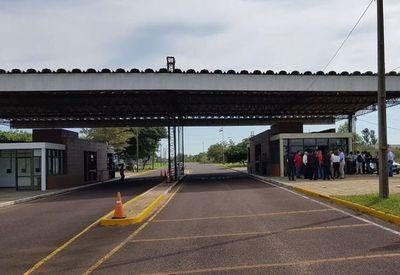 Cerrarán temporalmente el paso fronterizo Ayolas-Ituzaingó