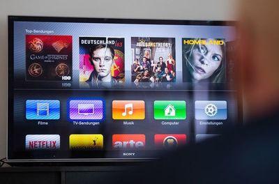 Smart-TV: qué apps bajar para la tele