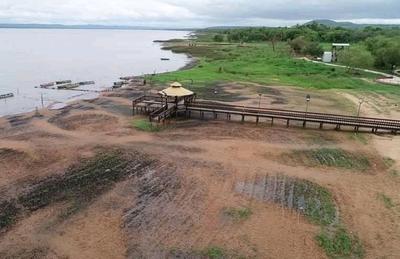¿Dónde estás AHORA?: Acción artística abierta por el Lago Ypacarai