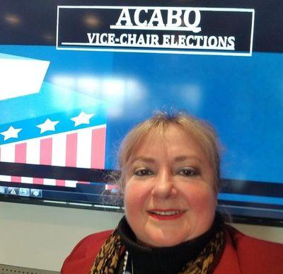Paraguaya se alza de nuevo con Vicepresidencia de Comité en la ONU