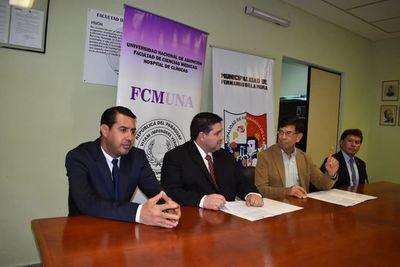 Trabajarán en prevención de enfermedades en Fernando de la Mora
