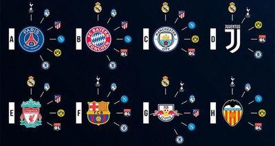 Cinco grandes ligas imponen su peso