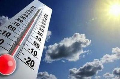 Viernes con mucho calor y algunos chaparrones