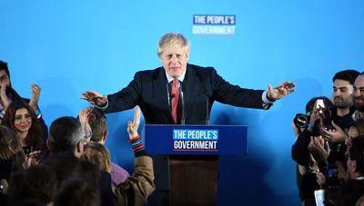 Elecciones en Reino Unido: Boris Johnson y su Brexit ganan con contudencia