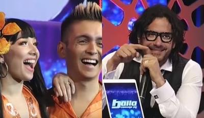 """Mario Cimarro dijo que Marilina y Will Fretes son los """"reyes de la cumbia"""" en Paraguay"""