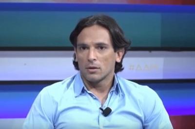 """Roque Santacruz: """"no tengo ninguna aspiración política"""""""
