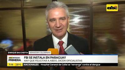 FBI se instala en Paraguay